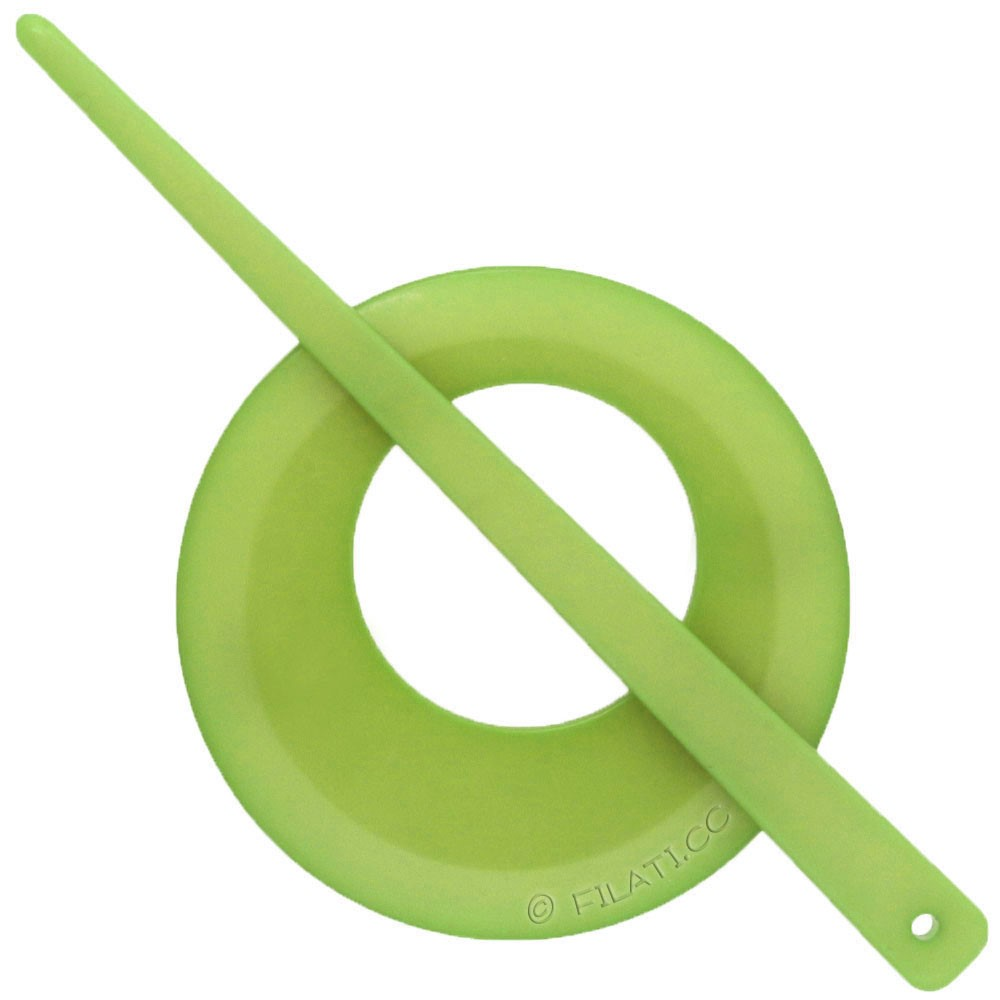UNION KNOPF 58581/70mm | 24-light green