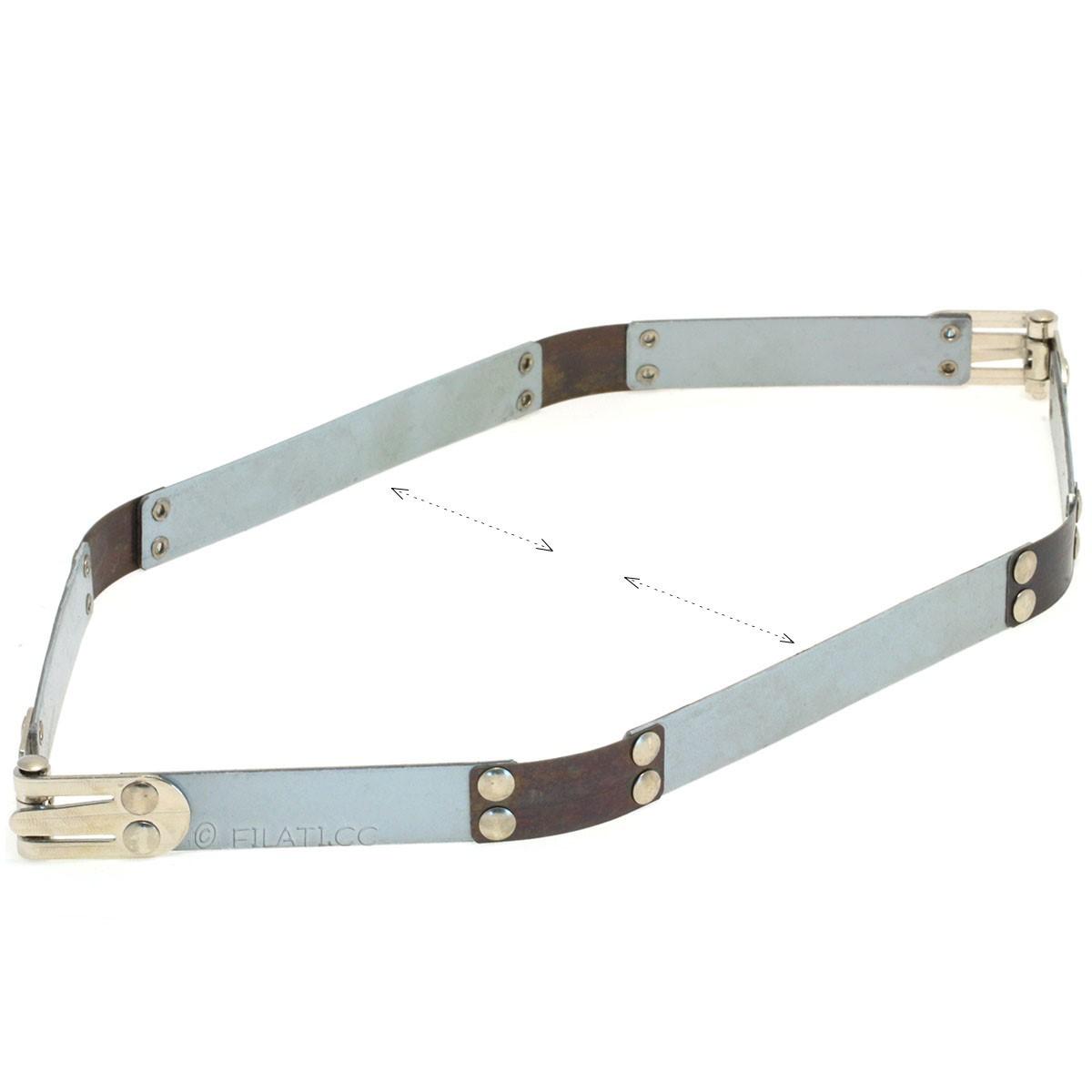 Flex Frame 615244 | 244-silver