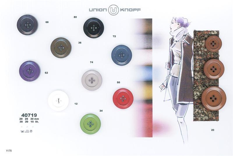 UNION KNOPF 40719/25mm