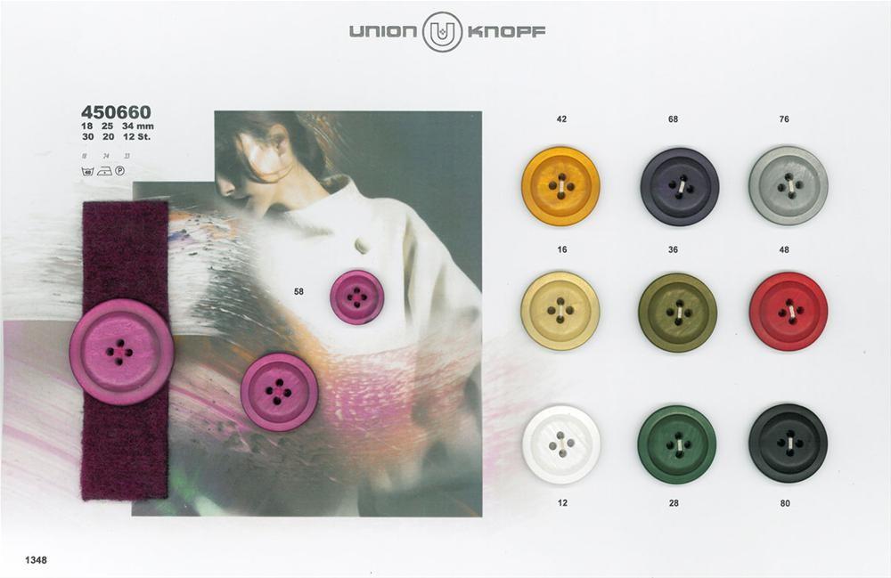UNION KNOPF 450660/25mm