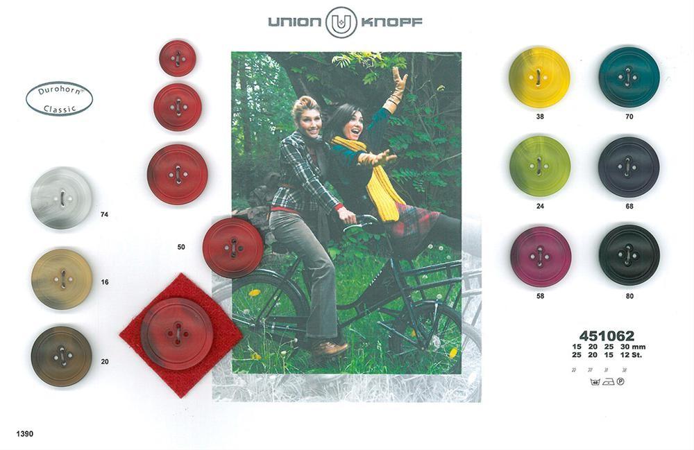 UNION KNOPF 451062/30mm