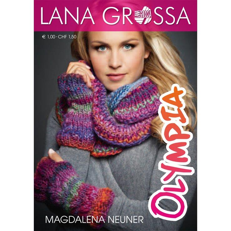 Lana Grossa Olympia Folder No 3 Olympia Folder No 3 From Lana
