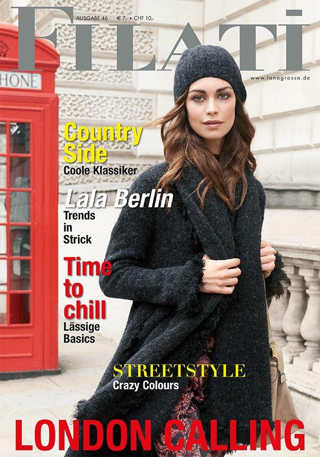 Lana Grossa FILATI No. 46 (autumn/winter 2013/14) - German Edition