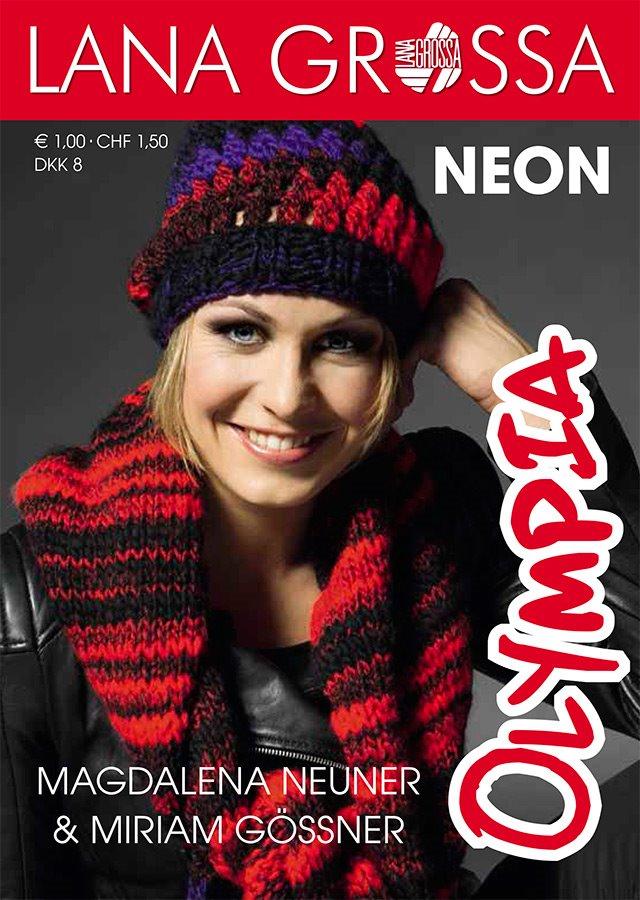 Lana Grossa OLYMPIA Folder-NEON - German Edition
