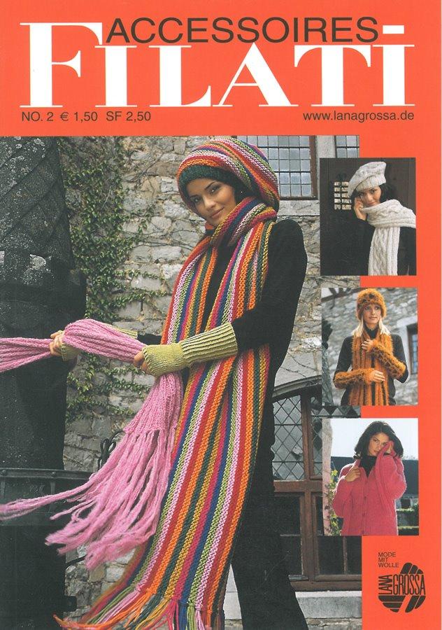 Lana Grossa FILATI Accessoires No.  2 - German Edition