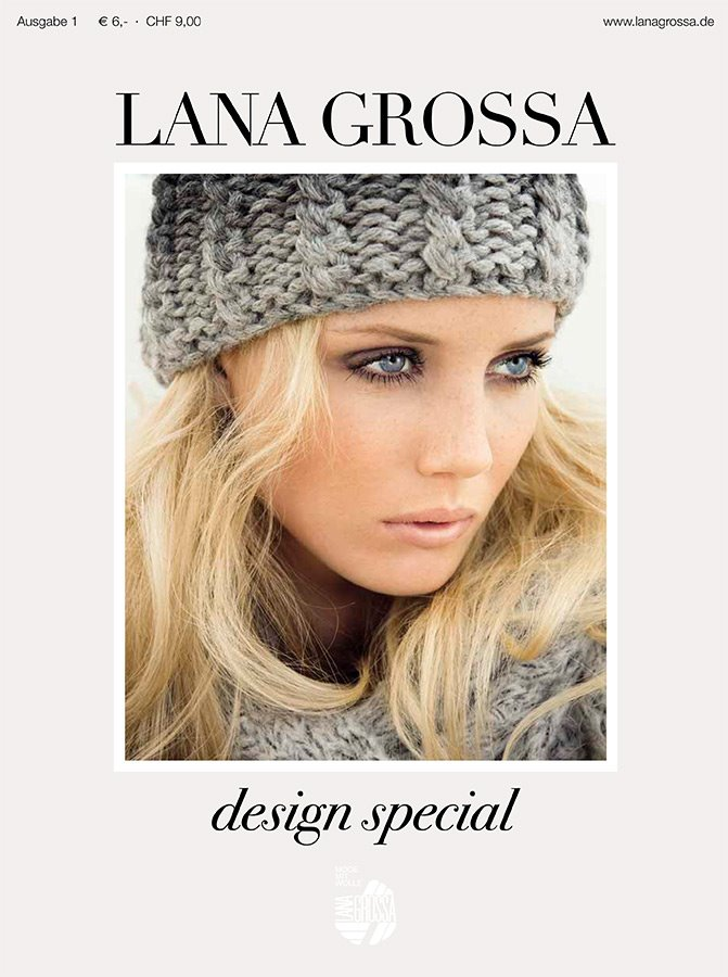 Lana Grossa Design Special No. 1 - German Edition