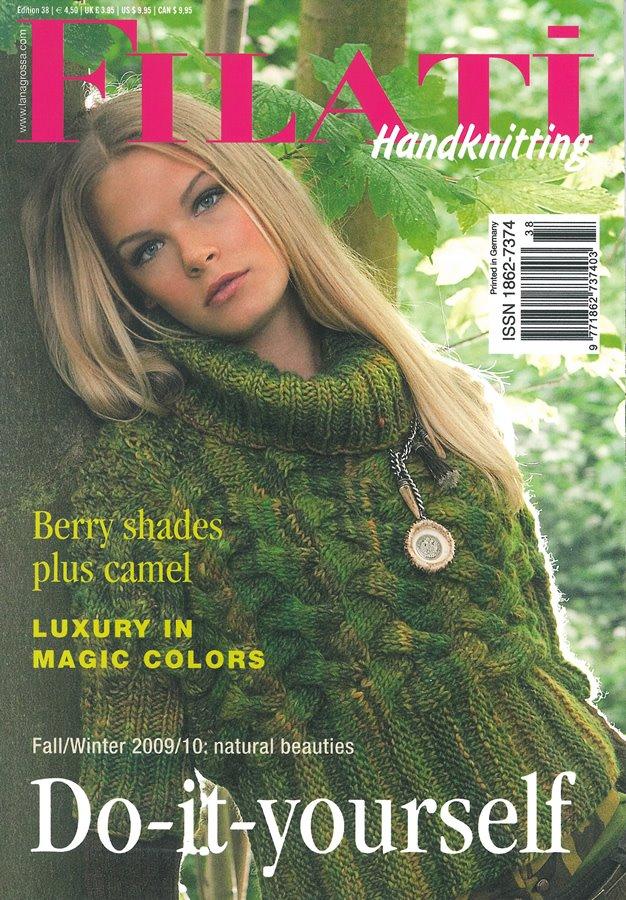Lana Grossa FILATI Handknitting Issue 38 - English Edition