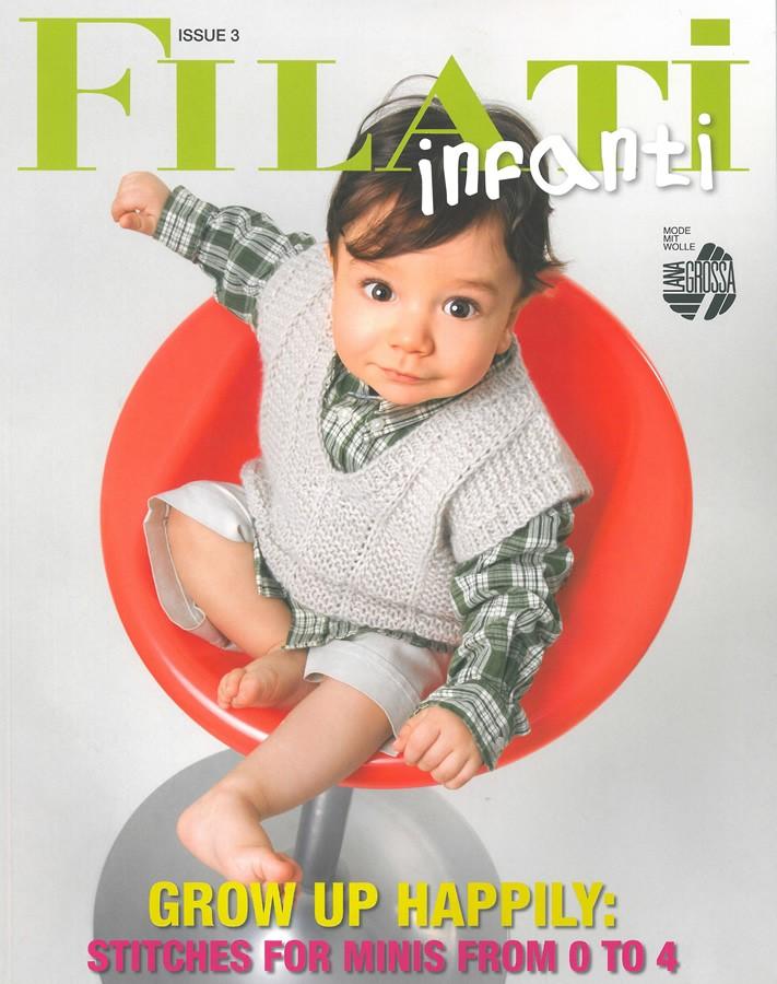 Lana Grossa FILATI INFANTI Issue 3