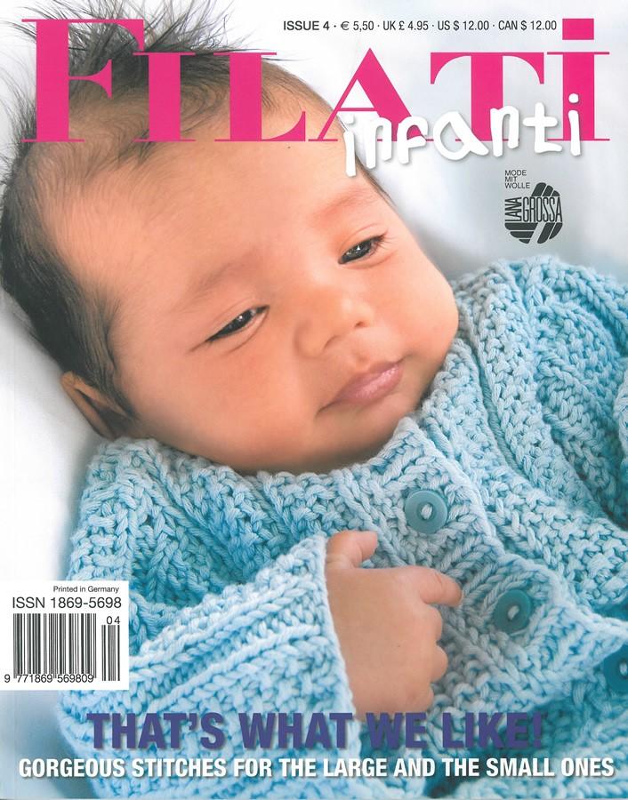 Lana Grossa FILATI INFANTI Issue 4
