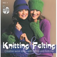 Lana Grossa Knitting & Felting 1