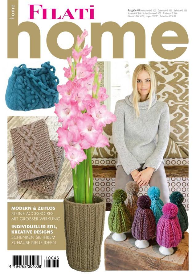 Lana Grossa FILATI Handknitting Issue 46 (Home)