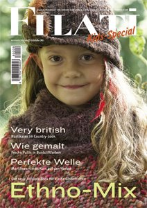 Lana Grossa FILATI KIDS SPECIAL No. 9 - German Edition