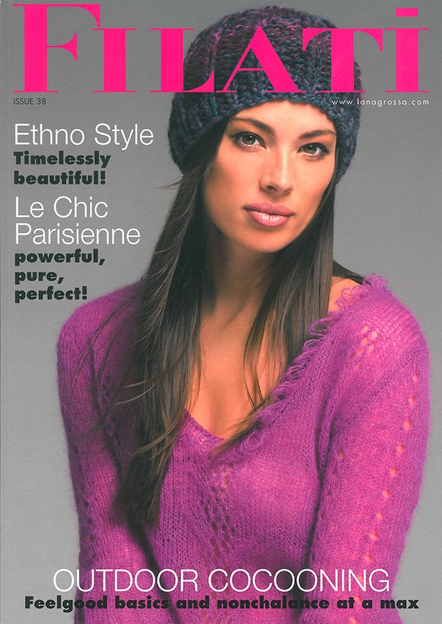 Lana Grossa FILATI Issue 38 (Winter 2009/10) - English Edition