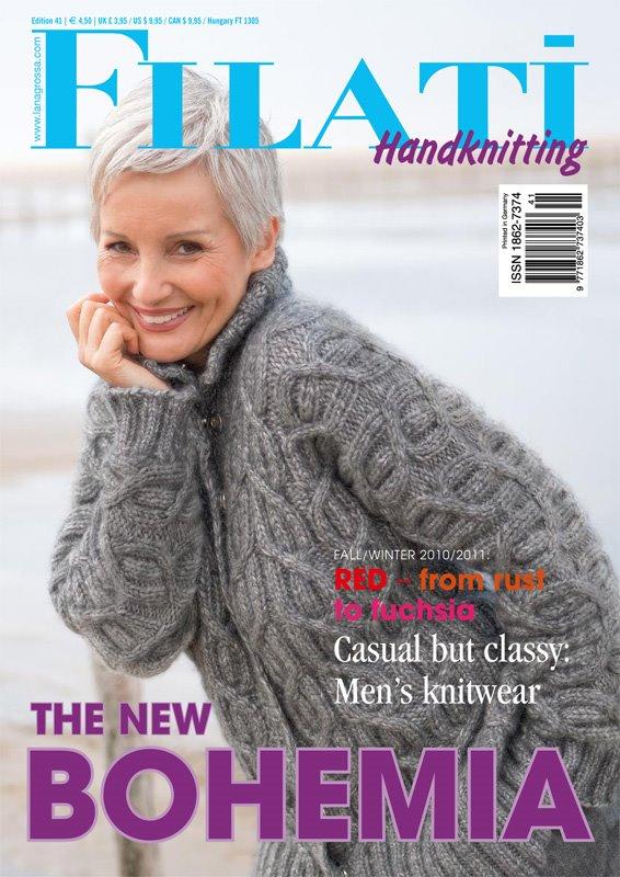 Lana Grossa FILATI Handknitting Issue 41 - English Edition