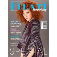 Lana Grossa FILATI Handknitting Issue 49