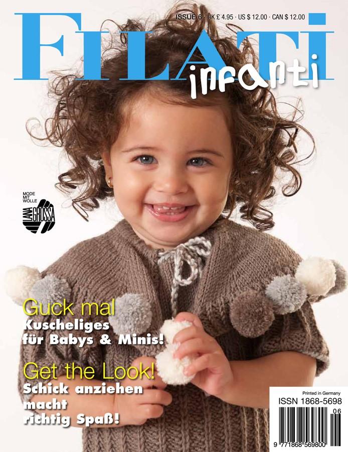 Lana Grossa FILATI INFANTI Issue 6
