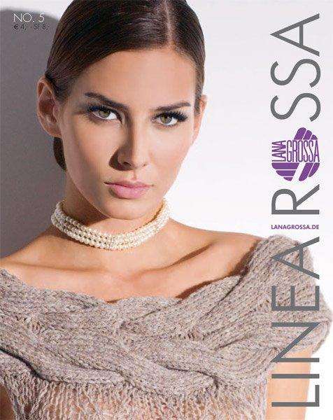 Lana Grossa LINEA ROSSA Issue 5 - English Edition