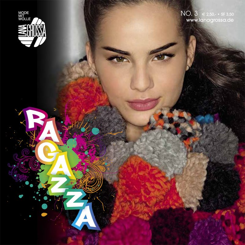 Lana Grossa RAGAZZA Issue 3 - English Edition