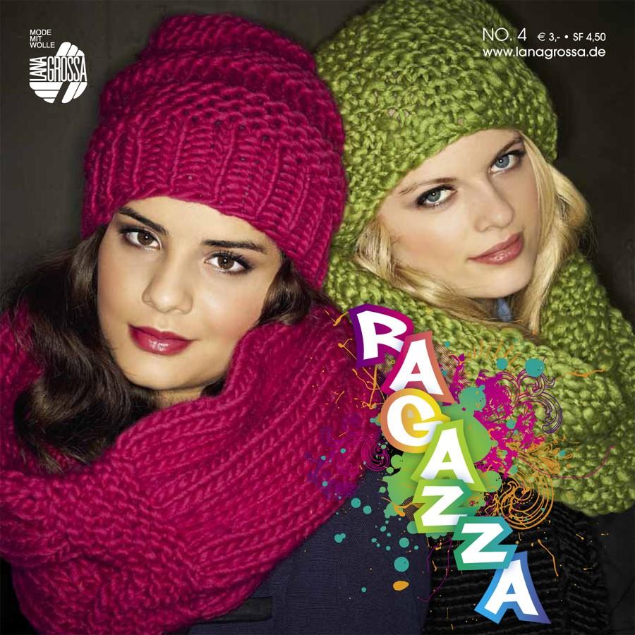 Lana Grossa RAGAZZA No. 4 - German Edition
