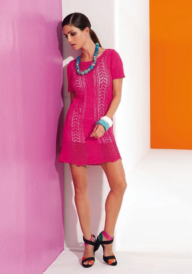 Lana Grossa Lace Dress PUNTINO