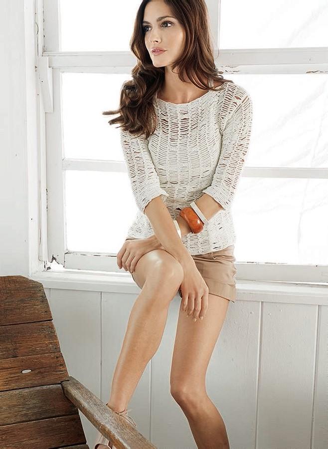 Lana Grossa Crochet Sweater CLASSICO