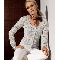 Lana Grossa PATTERN MIX JACKET Classico