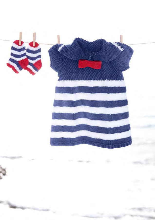 Lana Grossa Baby Dress ELASTICO