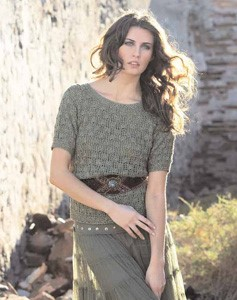 Lana Grossa Sweater LINARTE