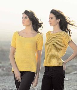 Lana Grossa Sweater LINARTE