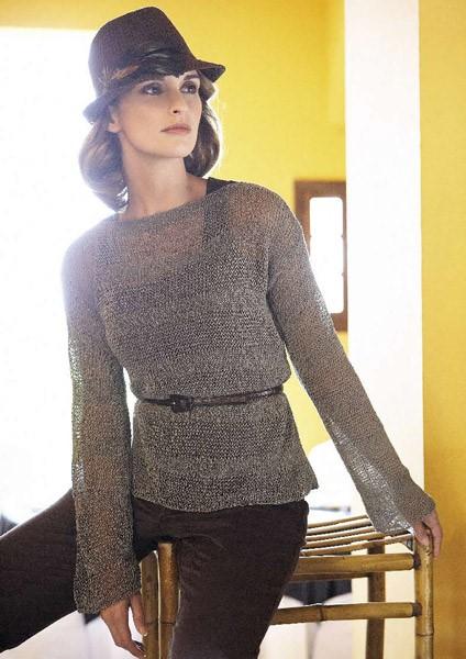 Lana Grossa Sweater SECONDO
