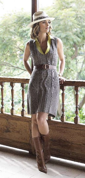 Lana Grossa Dress ELASTICO