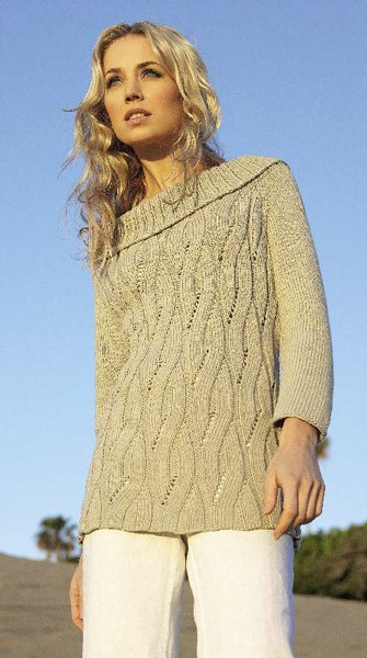 Lana Grossa Sweater ORGANICO
