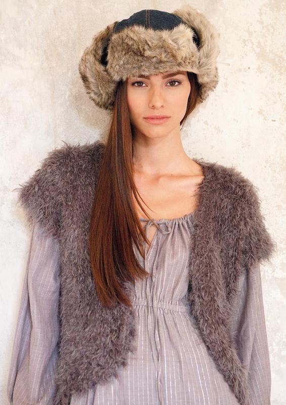 Lana Grossa Jacket FELPA FILATI Handstrick No. 41 - Model 20 FILATI Knitt...