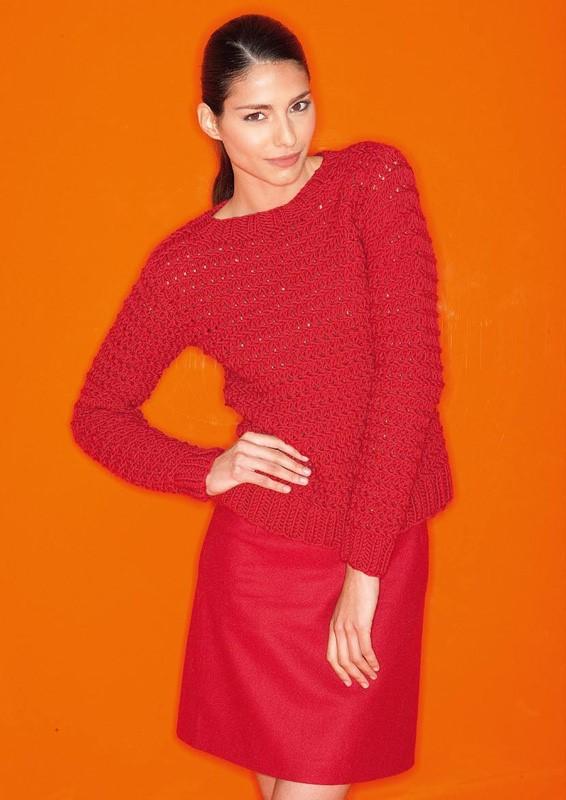 Lana Grossa Sweater SUPERBINGO