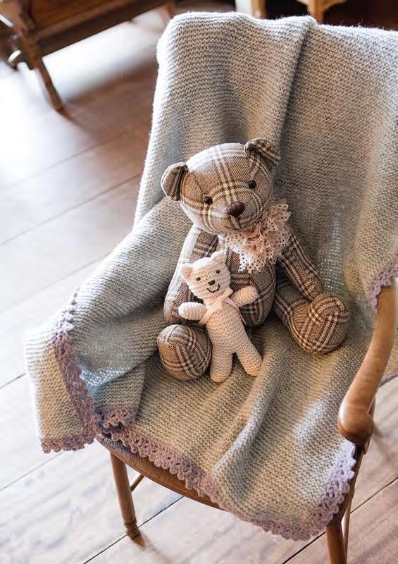 Lana Grossa Knit Teddy COOL WOOL big