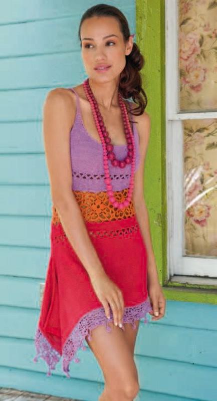 Lana Grossa SHORT DRESS Secondo