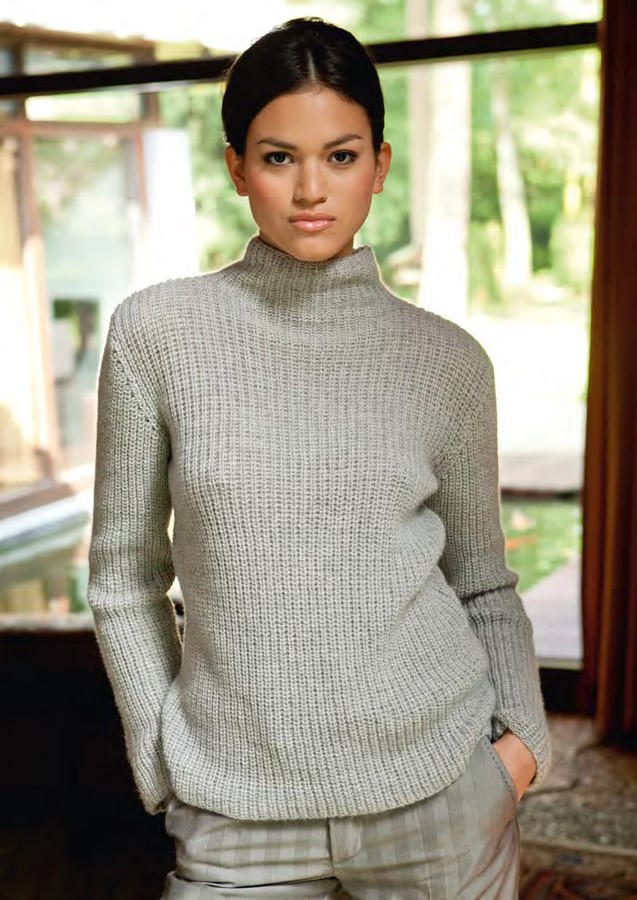 Lana Grossa Sweater SOLO CASHMERE 110