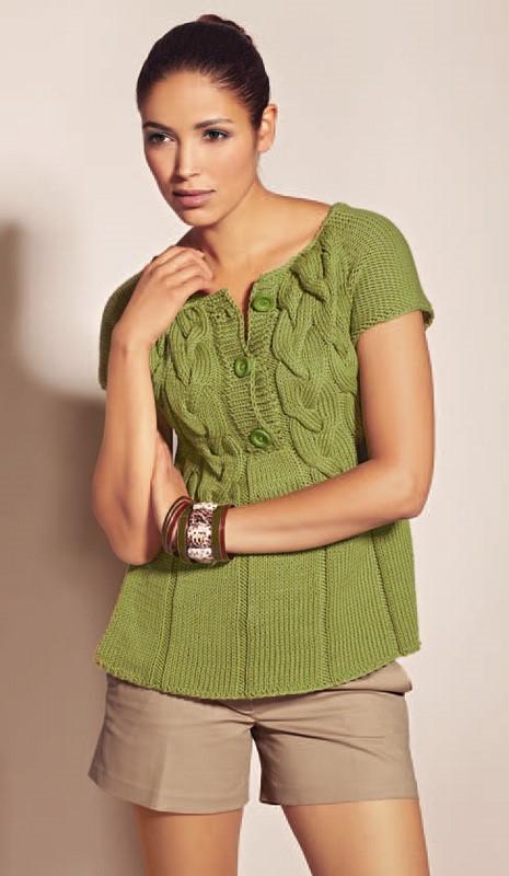 Lana Grossa Organico Raglan Sweater