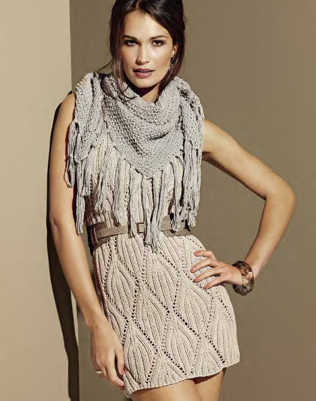 Lana Grossa Dress ORGANICO