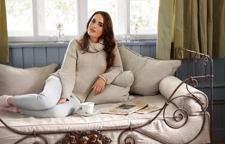 Lana Grossa Sweater CASHSILK
