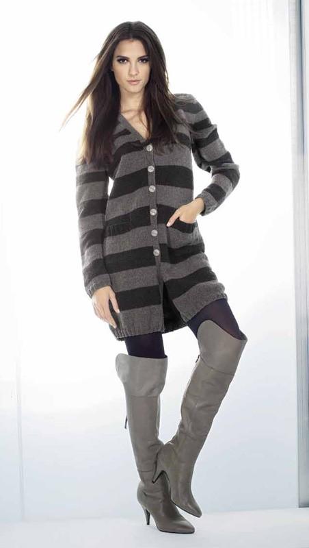Lana Grossa Cool Wool Big Jacket