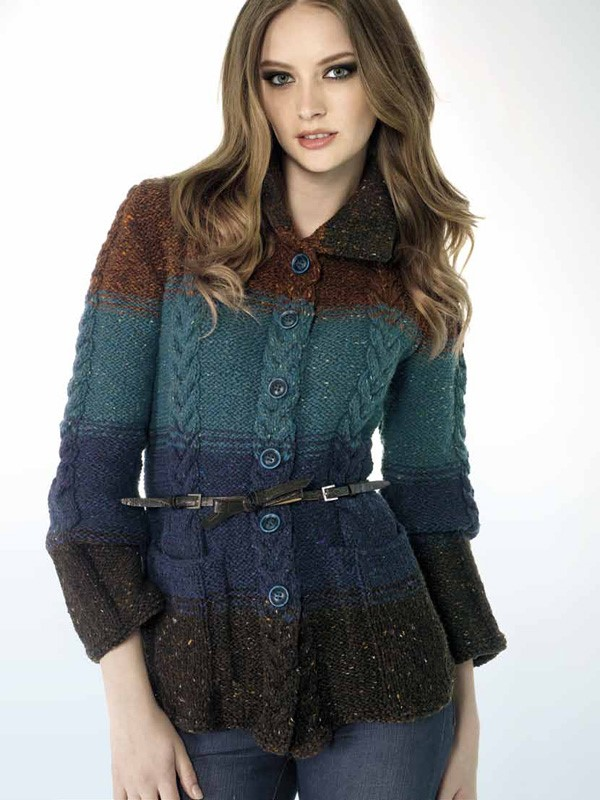 Lana Grossa Royal Tweed Jacket
