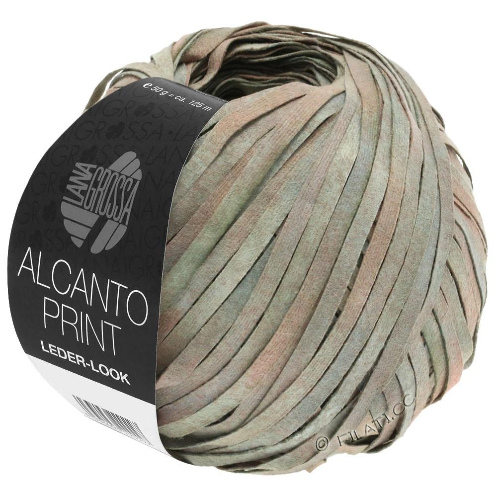 Lana Grossa ALCANTO Print   105-beige/rose