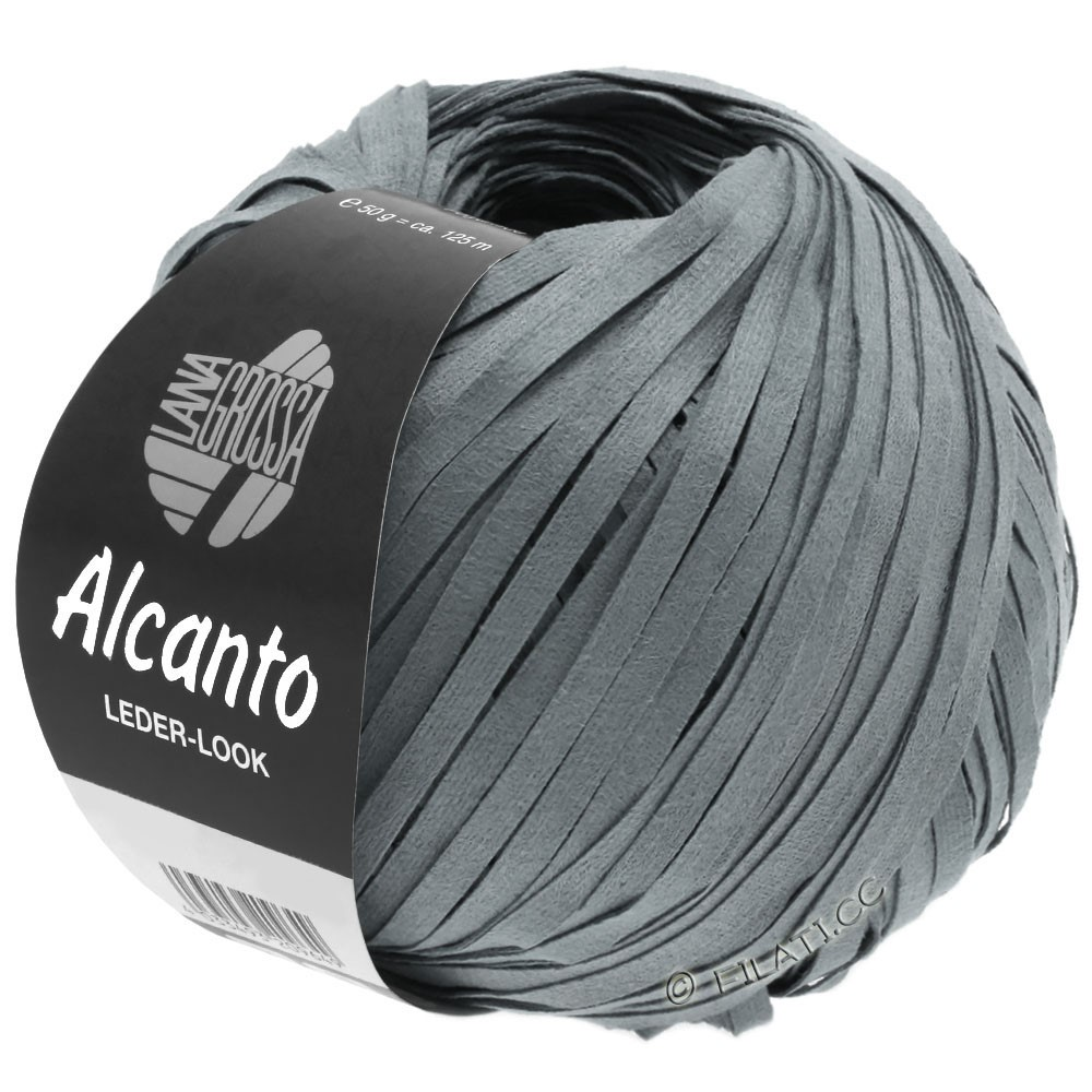 Lana Grossa ALCANTO | 10-dark gray
