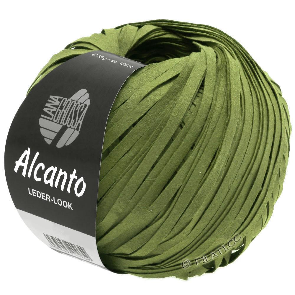 Lana Grossa ALCANTO | 17-olive green