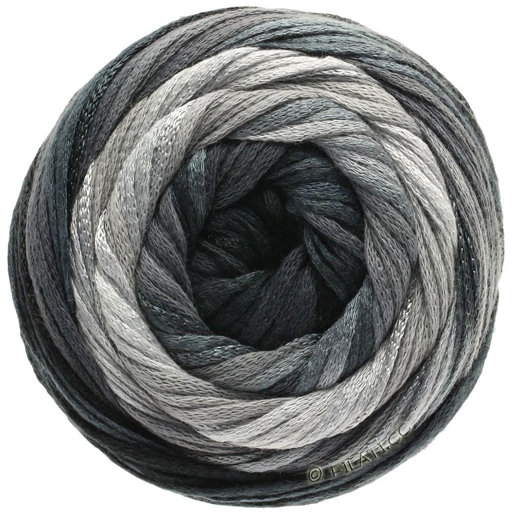 Lana Grossa ALLEGRO Degradé | 203-natural/gray green/reed green/gray brown/mocha