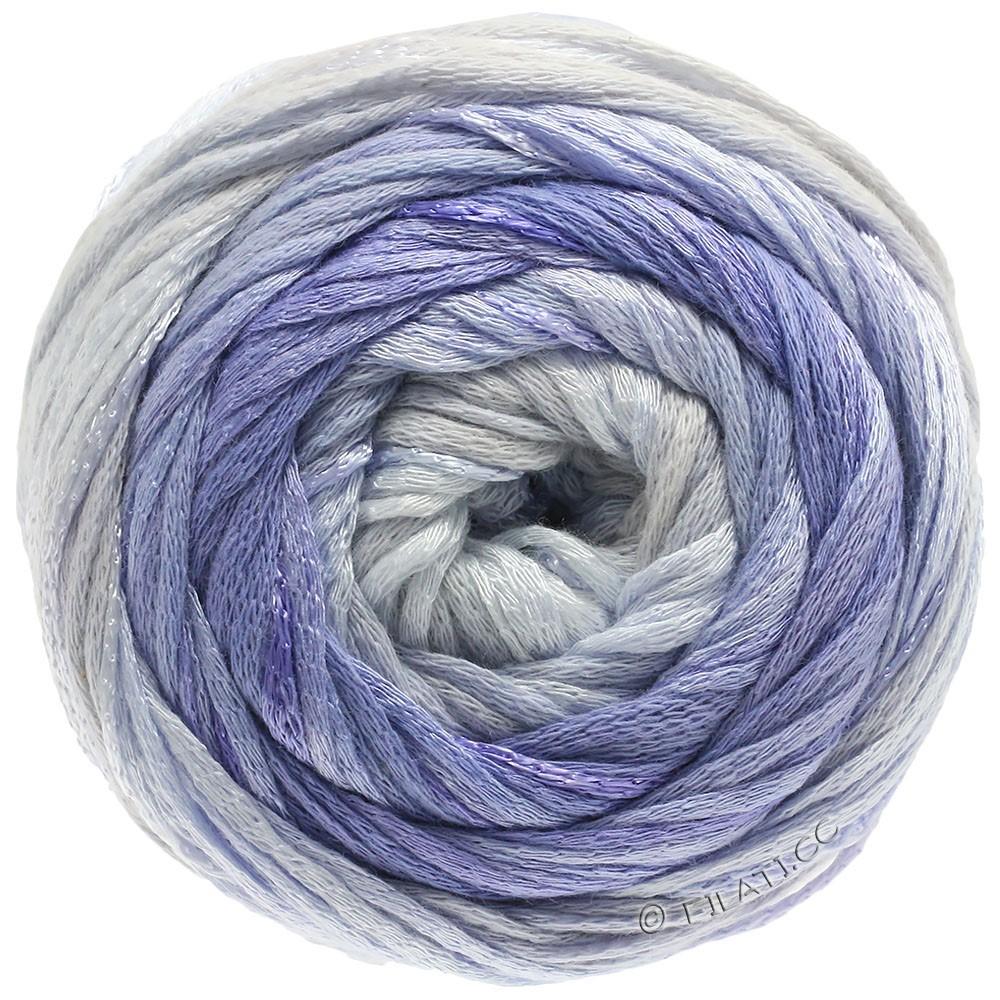 Lana Grossa ALLEGRO Degradé | 205-natural/grège/subtle purple/lilac/blue violet