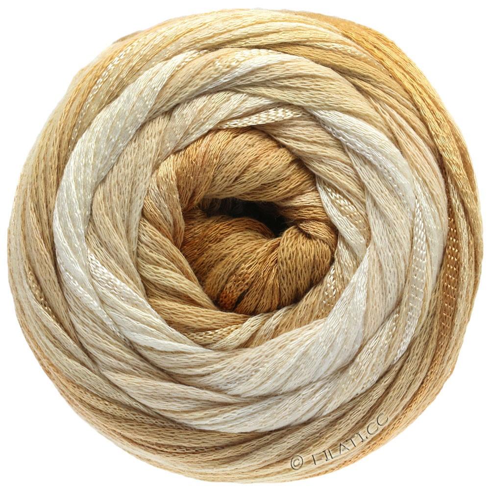 Lana Grossa ALLEGRO Degradé | 210-ivory/yellow brown/honey yellow/brown beige/ochre