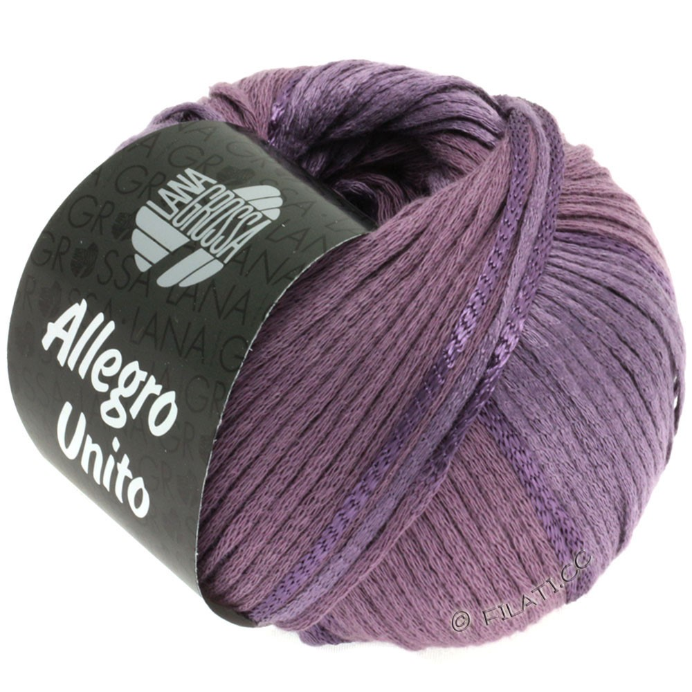Lana Grossa ALLEGRO Unito | 106-plum