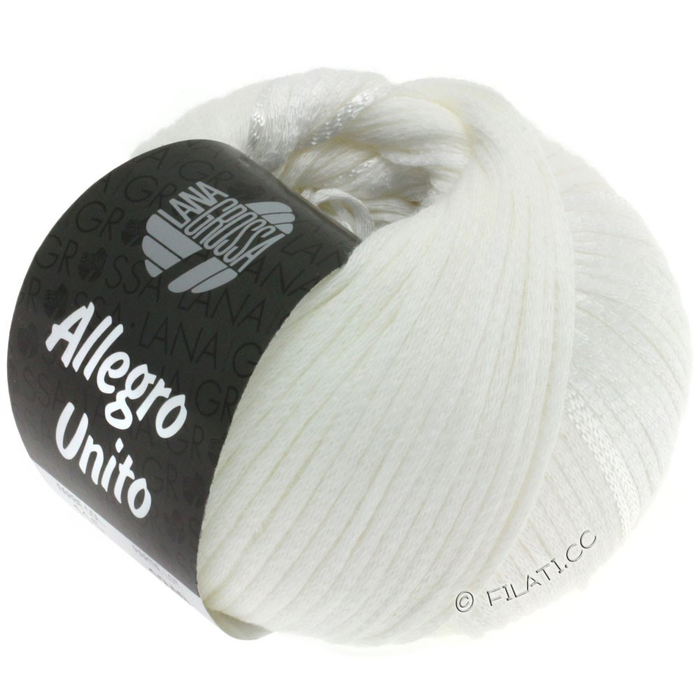 Lana Grossa ALLEGRO | 115-white